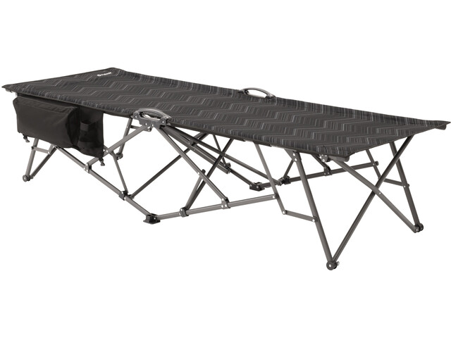 Outwell Vacaville Hills Folding Bed Black